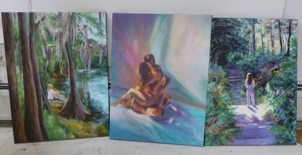 Giclee Prints on Canvas