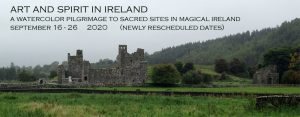 Art & Spirit in Ireland   September 2020 @ Two Magical Locations | 0
