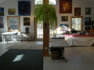 OPEN STUDIO AT DRAGONFLY ACRES WOODSTOCK, NY @ Dragonfly Acres
