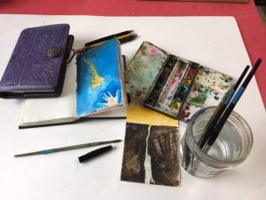 CREATE A VISUAL DREAM JOURNAL - OR VISUAL JOURNAL @ Online