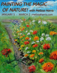 """Painting the Magic of Nature"" @ Online"